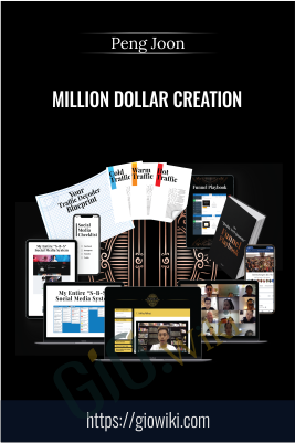Million Dollar Creation – Peng Joon