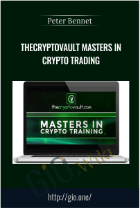 TheCryptoVault Masters in Crypto Trading – Peter Bennet