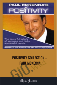 Positivity Collection – Paul McKenna