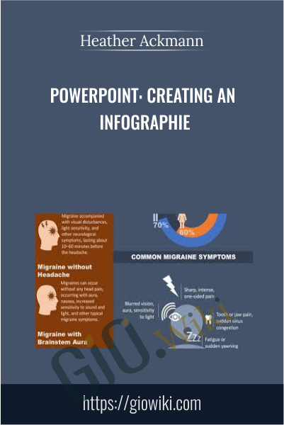 PowerPoint: Creating an Infographie - Heather Ackmann