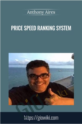 Price Speed Ranking System – Anthony Aires