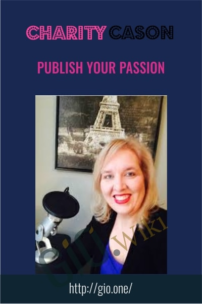 Publish Your Passion - Charity Cason