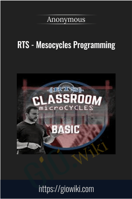 RTS - Mesocycles Programming