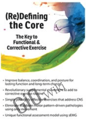 (Re)Defining the Core: The Key to Functional & Corrective Exercise - David Lemke