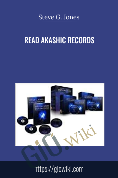 Read Akashic Records - Steve G. Jones