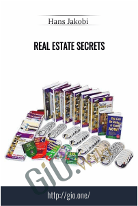 Real Estate Secrets –  Hans Jakobi