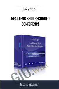 Real Feng Shui Recorded Conference – Joey Yap