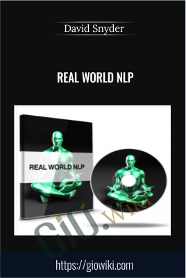 Real World NLP - David Snyder