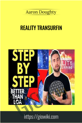 Reality Transurfin - Aaron Doughty