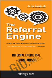 Referral Engine Pro – John Jantsch