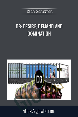 D3: Desire, Demand and Domination – Rich Schefren