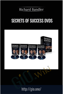 Secrets of Success DVDs – Richard Bandler