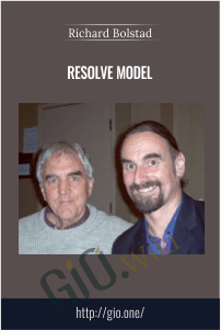 Resolve Model – Richard Bolstad