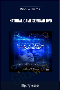 Natural Game Seminar DVD – Rion Williams