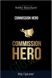 Commission Hero – Robby Blanchard