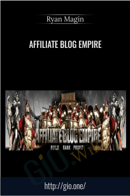 Affiliate Blog Empire – Ryan Magin