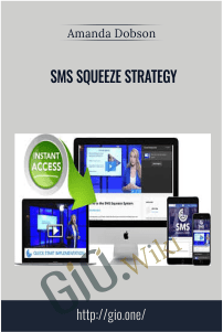 SMS Squeeze Strategy – Amanda Dobson