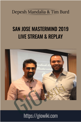 San Jose Mastermind 2019 Live Stream & Replay