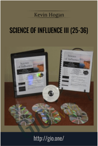 Science of Influence III (25-36) – Kevin Hogan