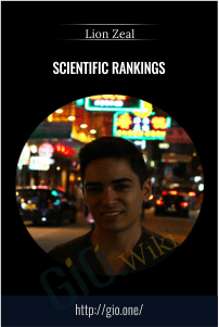 Scientific Rankings – Lion Zeal