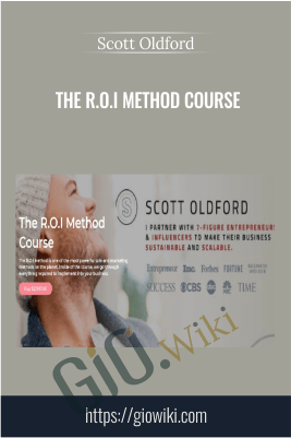 The R.O.I Method Course – Scott Oldford