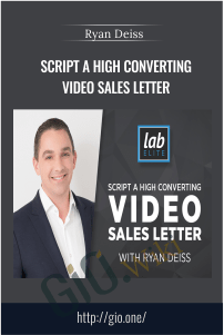Script a High Converting Video Sales Letter – Ryan Deiss