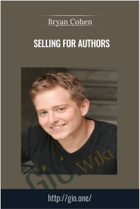 Selling For Authors – Bryan Cohen