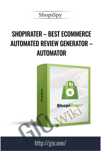 ShopiRater – Best eCommerce Automated Review Generator – Automator – ShopiSpy