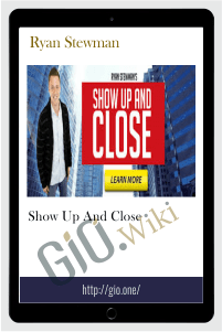 Show Up and Close – Ryan Stewman