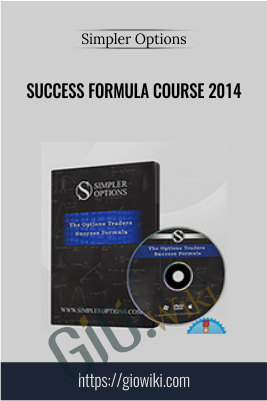Success Formula Course 2014 – Simpler Options