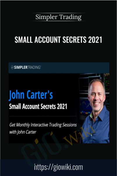Small Account Secrets 2021 – Simpler Trading