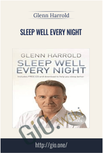 Sleep Well Every Night – Glenn Harrold