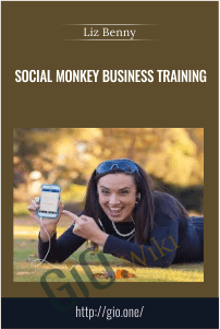 Social Monkey Business Training – Liz Benny