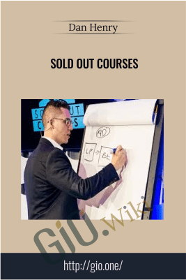 Sold Out Courses – Dan Henry