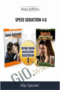 Speed Seduction 4.0 – Ross Jeffries