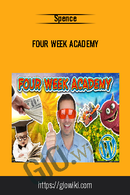Four Week Academy – Spence