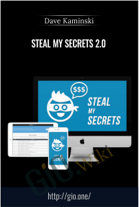 Steal My Secrets 2.0 - Dave Kaminski