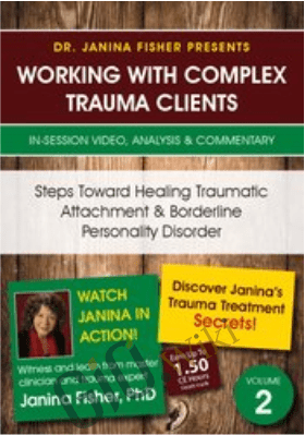 Steps Toward Healing Traumatic Attachment & Borderline Personality Disorder - Janina Fisher