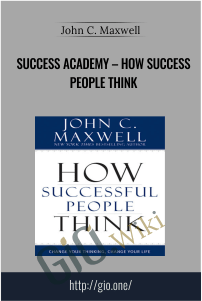Success Academy – How Success People Think