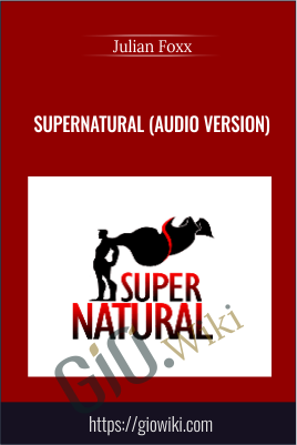 Supernatural (Audio Version) - Julian Foxx