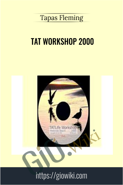 TAT Workshop 2000 - Tapas Fleming