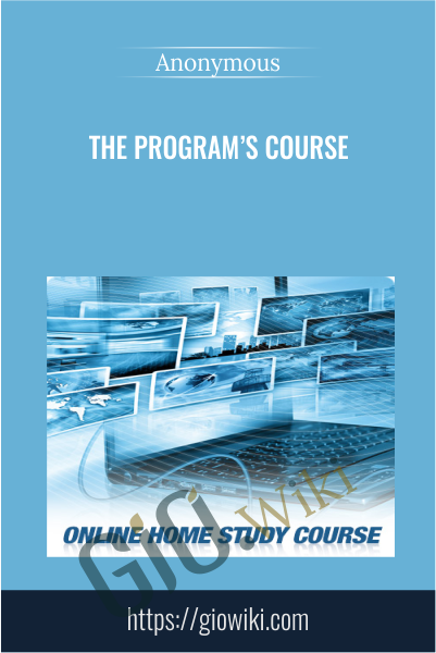 The Program's Course