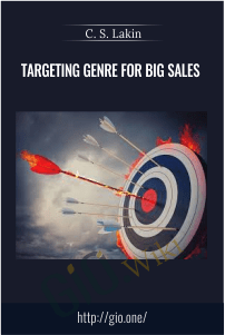 Targeting Genre for Big Sales – C. S. Lakin
