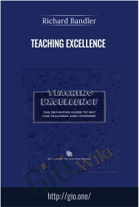 Teaching Excellence – Richard Bandler