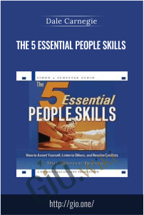 The 5 Essential People Skills – Dale Carnegie