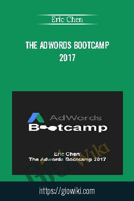 The Adwords Bootcamp 2017