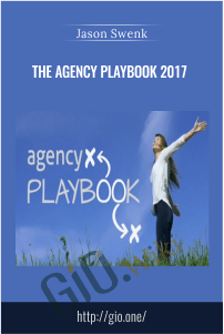 The Agency Playbook 2017 – Jason Swenk