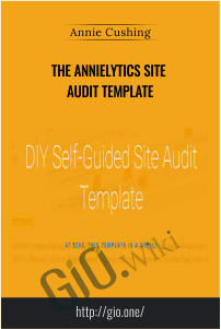 The Annielytics Site Audit Template – Annie Cushing