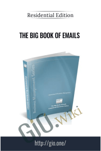 The Big Book Of Emails – Residential Edition