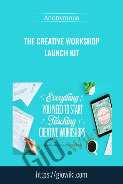 The Creative Workshop Launch Kit